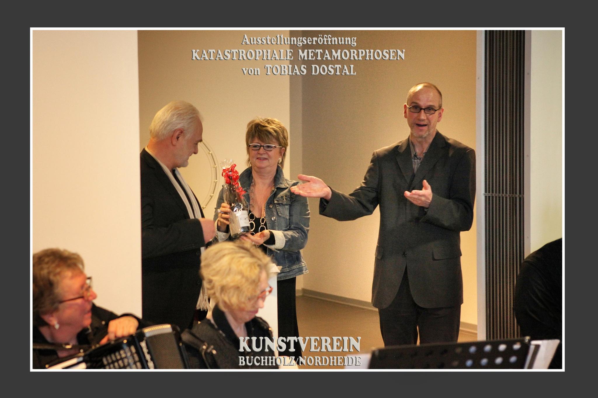 KUNSTVEREIN Buchholz/Nordheide Wittus Witt; Dr. Sven Nommensen;